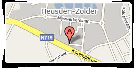 Bekijk ons adres in Google Maps